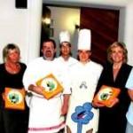 """21/06/04 - Cena a cura del Ristorante """"Al cavallino bianco"""" di Polesine Parmense"""