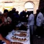 28/06/04 - Aperitivo a CAsa Artusi curato dallo Chef di Villeneuve Loubet Jacques Bruneau