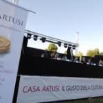 La cerimonia di inaugurazione di Casa Artusi si è svolta  nell'Area San Ruffillo con una grande presenza di pubblico