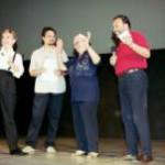 Vincitori ex-aequo del Premio Marietta:  Giovanni Fancello e Rosanna Mambelli.  Conduce la serata dei Premi: Maria Cassi – attrice e cantante