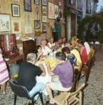 """Una serata tra amici  a """"La Lòza de Savór"""""""