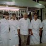 """Premio Artusi 2003:  particolare della cena d'autore curata da Fabio Picchi e la sua """"brigata"""""""