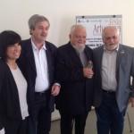 Consegna Premio Artusi 2014 a Enzo Bianchi