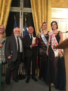 Consegna del Premio Artusi 2016 a Bocuse